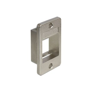 Delock Keystone Mounting for enclosures